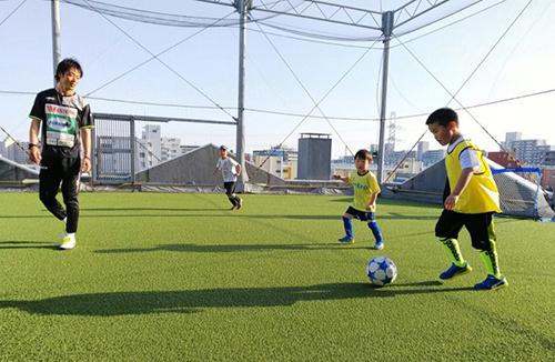 会費の運用法 サッカースクール